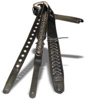 GlamRock Glamour Leather Guitar Straps